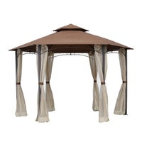 Green Gazebos & Pergolas