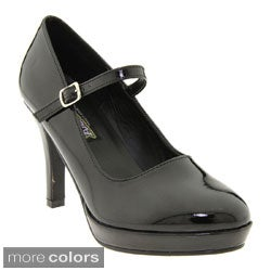 Funtasma Women's 'Contessa-50' Patent Faux Leather Mary Jane Pumps