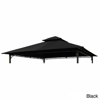 Link to International Caravan St. Kitts 9.66-Foot Replacement Gazebo Canopy Similar Items in Patio Umbrellas & Shades