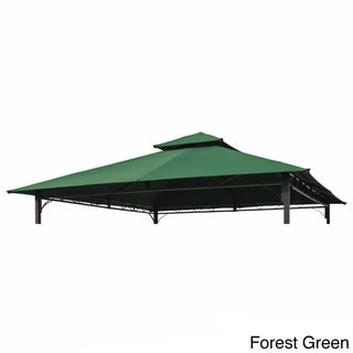 International Caravan St. Kitts Replacement Canopy for 10 ft. Canopy Gazebo