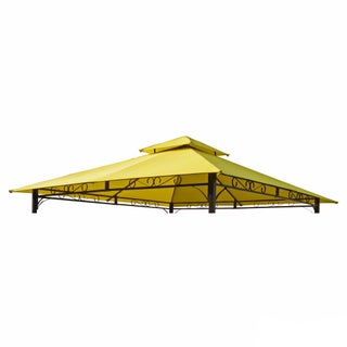 International Caravan St. Kitts Replacement Canopy for 10-foot Vented Canopy Gazebo (More options available)