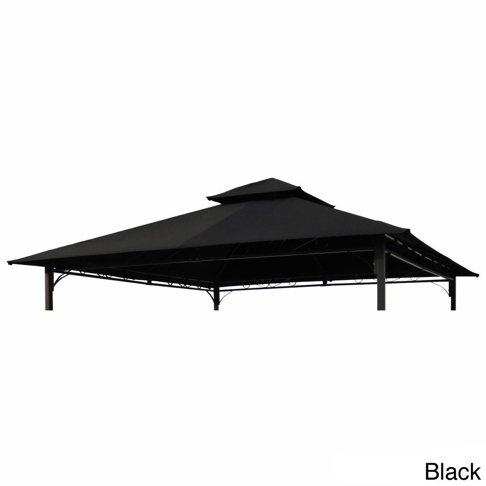 separation shoes c053d 9bdb2 International Caravan St. Kitts 10-Foot Replacement Gazebo Canopy