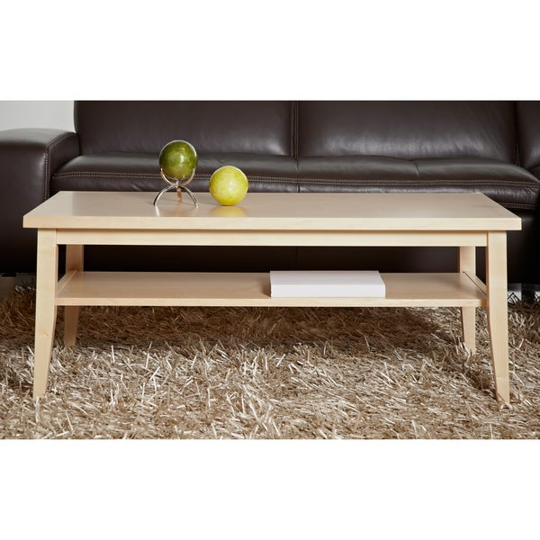 Jesper Office Maple Wood Coffee TableFree Shipping Today