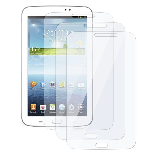 INSTEN 3-piece Screen Protector for Samsung Galaxy Tab 3 7.0 P3200