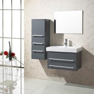 to  inches bathroom vanities  vanity cabinets  shop the, Bathroom decor