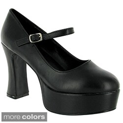 Funtasma 'MARYJANE-50' Women's Mary Jane Platform Heels