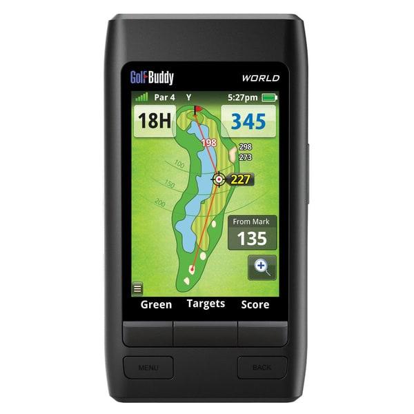 GolfBuddy World GPS Range Finder
