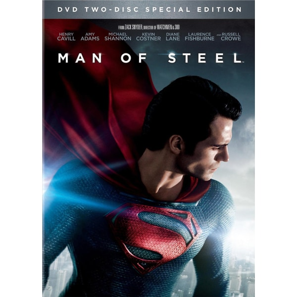 Man of Steel 2-Disc Special Edition (DVD)
