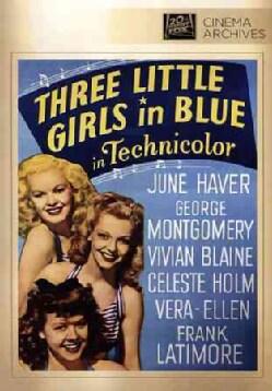 Three Little Girls In Blue (DVD)
