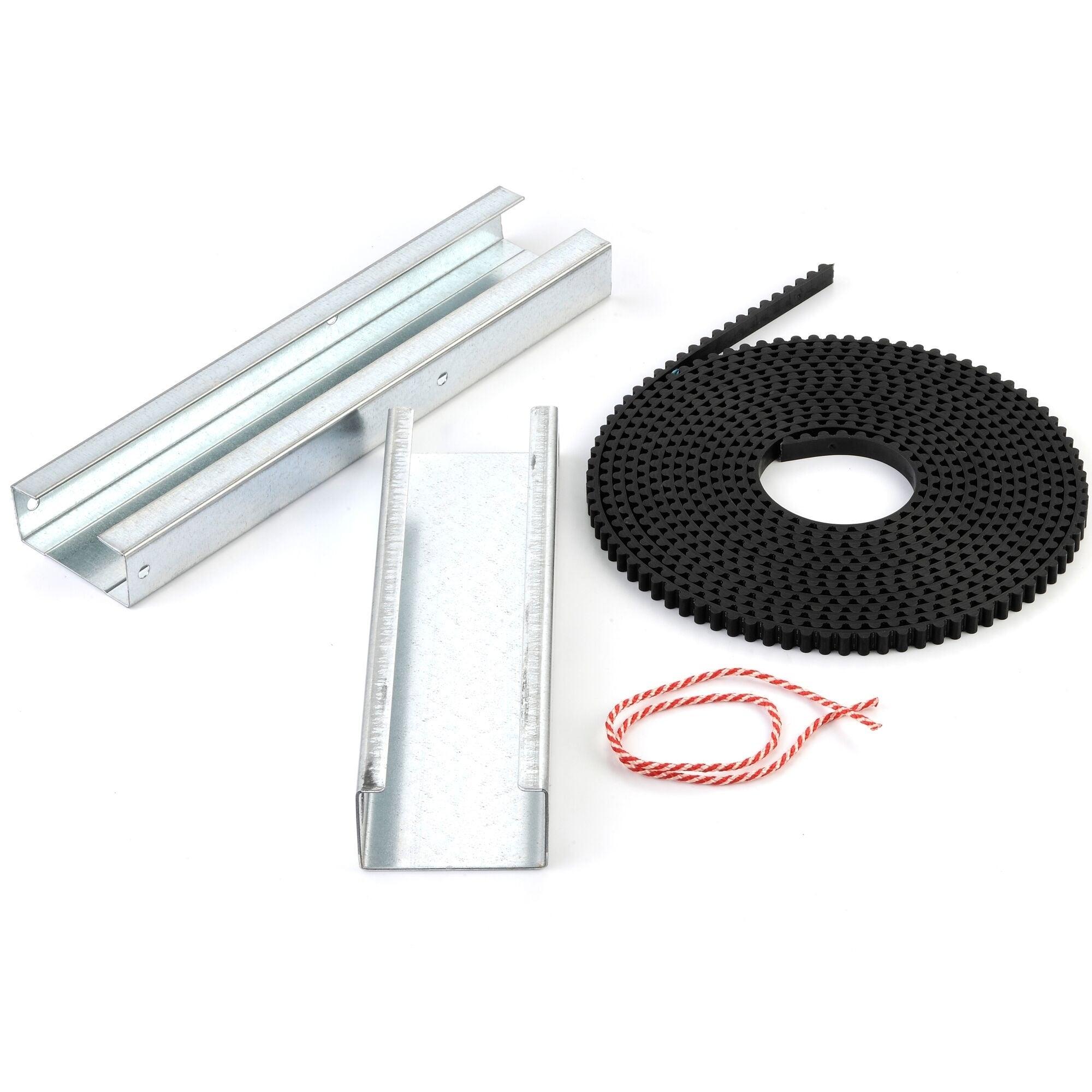 Genie Garage Door Opener C Channel Belt Extension Kit For