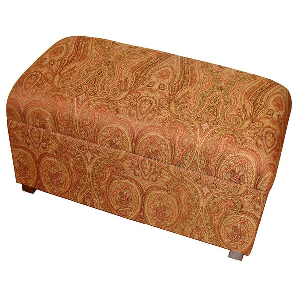 Decorative Storage Bench Free Shipping Today Overstock