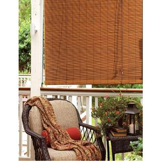Bamboo Matchstick Indoor/ Outdoor Roll Up Shade