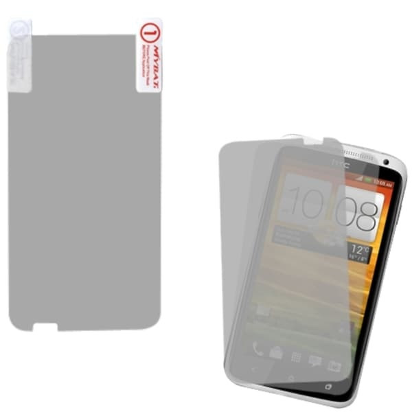 INSTEN Clear Screen Protector Twin Pack for HTC One X/ X+