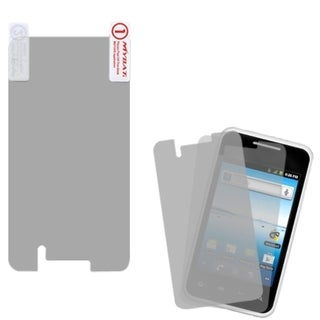 INSTEN Clear Screen Protector Twin Pack for LG Optimus Elite LS696