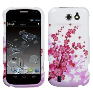 INSTEN Spring Flowers Phone Case Cover for ZTE N9500 Flash
