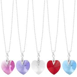 Fremada Rhodium-plated Sterling Silver Heart Necklace|https://ak1.ostkcdn.com/images/products/8303898/Fremada-Rhodium-plated-Sterling-Silver-Heart-Necklace-P15620728.jpg?impolicy=medium