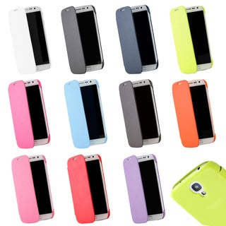 Gearonic TPU Frame Matte PC Back Case for Samsung Galaxy S4 i9500
