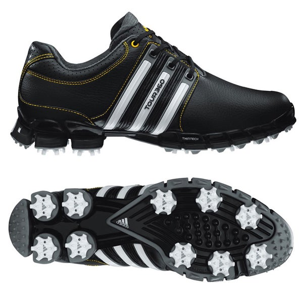 Adidas Men S Tour Atv M Golf Shoes Aluminum