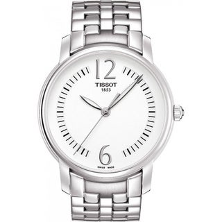 Tissot Women's T052.210.11.037.00 'Lady Round' Stainless Steel Watch