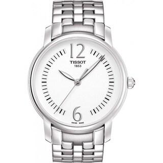 Tissot Women's T052.210.11.037.00 'Lady Round' Stainless Steel Watch