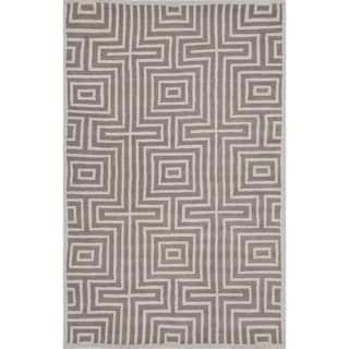 Hand-tufted Ashwood Wool Rug (8' x 10')