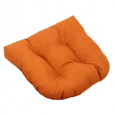 Shop Blazing Needles Indoor Outdoor Chair Cushion On Sale Free