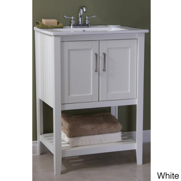 24 vanity with sink. legion furniture ceramic-top 24-inch single sink bathroom vanity 24 with