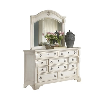 Greyson Living Traditions 10-drawer Dresser and Mirror Set