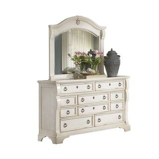 Traditions 10-drawer Dresser and Mirror Set by Greyson Living (2 options available)