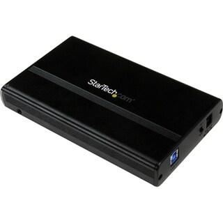 StarTech.com 3.5in USB 3.0 External IDE / SATA III Universal Hard Dri