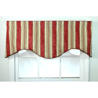 Shop Oakland Harvest Cornice Valance Free Shipping Today