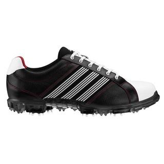 Adidas Men's Adicross Tour Black/ White Golf Shoes