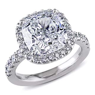 Miadora Signature Collection 18k Gold 5 5/8ct TDW GIA Certified Cushion-cut Halo Diamond Ring|https://ak1.ostkcdn.com/images/products/8306717/Miadora-18k-Gold-5-5-8ct-TDW-Certified-Cushion-Cut-Diamond-Ring-H-SI1-GIA-P15623070.jpg?impolicy=medium