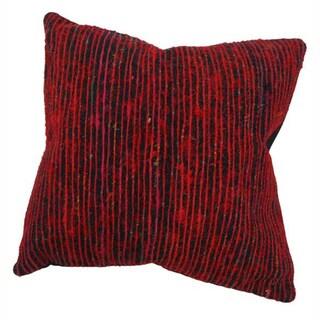 nuLOOM Decorative Sari Silk Pillow