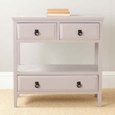 "Safavieh Branson Grey Storage Sideboard - 32"" x 15"" x 32.1"""