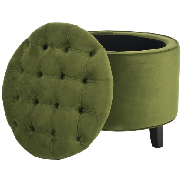mac at home extra large moon chair with ottoman. safavieh amelia fern tufted storage ottoman free shipping today overstock mac at home extra large moon chair with e