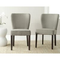 Safavieh Old World Dining Clifford Sea Mist Dining Chairs (Set of 2)