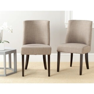 Safavieh En Vogue Dining Judy Olive Dining Chairs (Set of 2)