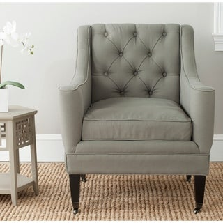 Safavieh Sherman Sea Mist Arm Chair