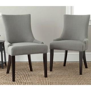 Safavieh En Vogue Dining Lester Granite Side Chairs (Set of 2)