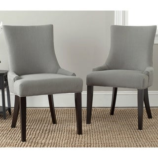 Safavieh Dining Lester Granite Dining Chairs (Set of 2)
