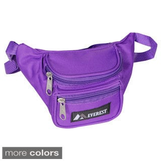 Everest 8-inch Wide Signature Fanny Pack