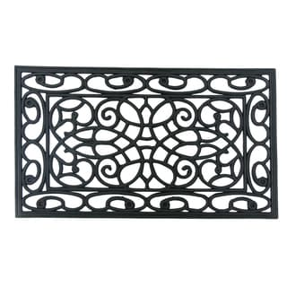Rubber-Cal 'Orion' Recycled Rubber Doormat (18 x 30)