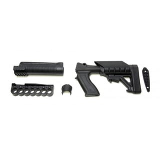 ProMag Archangel Tactical Shotgun Stock with Reciever Mount Shell Carrier for Remington 870 12ga