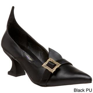 Funtasma 'SALEM-06' Women's Black Witch Shoes