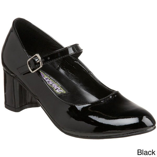Funtasma 'SCHOOLGIRL-50' Women's Mary Jane Shoes