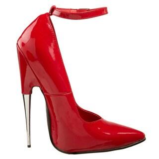 Devious 'SCREAM-12' Women's 6-inch Spike Stell Heels
