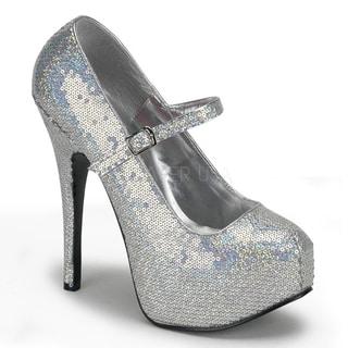 Bordello 'TEEZE-07H' Women's Concealed Platform Heels
