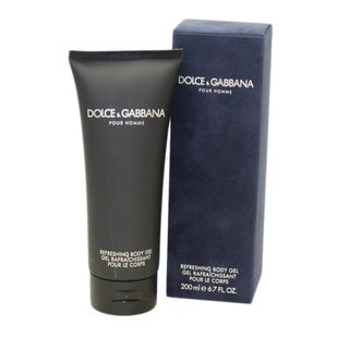 Dolce & Gabbana 6.7-ounce Refreshing Body Gel