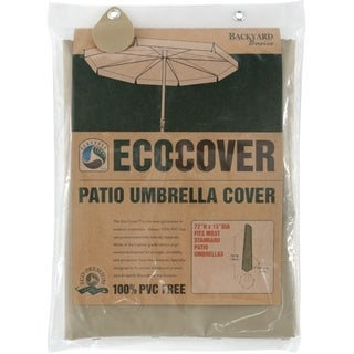 Mr. Bar.B.Q Eco-Cover Patio Umbrella Cover